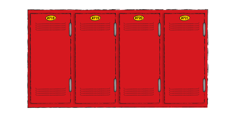 Locker Graphic